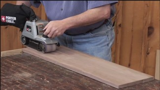 How to be a Belt Sander Pro