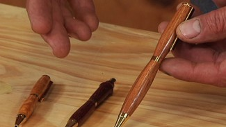Pen Turning Techniques