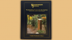 BOOK - Woodworking Projects for the Garden
