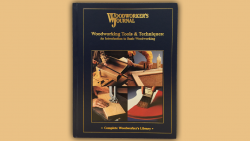 BOOK - Woodworking Tools and Techniques