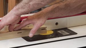 Cutting Mortises on a Router Table