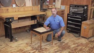 How to Build a Beautiful Occasional Table