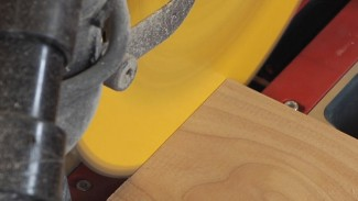 Accurate Trimming on a Miter Saw