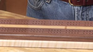 Build a Cribbage Board
