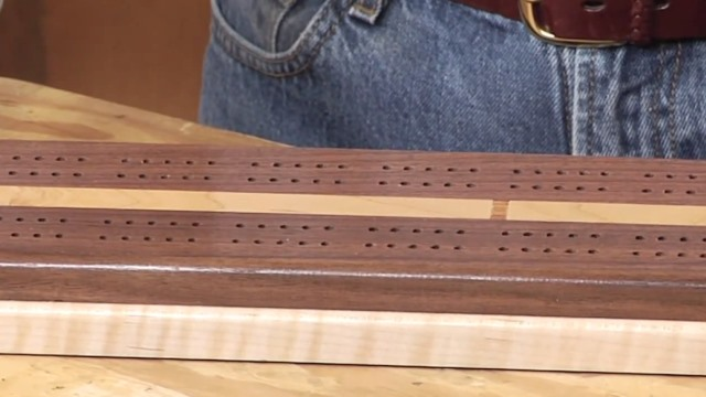 Cnc Router Table >> Cribbage Board Plans | WWGOA | Woodworking Project Videos