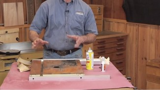 Cleaning a Rusty Table