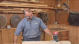 How to Turn a Cylinder with a Router