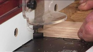 How to Use a One Piece Tongue & Groove Bit