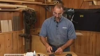 Sharpening a Skew Chisel