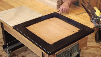 DIY Table Top Frame