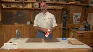 Easy Iron-On Veneer Applications