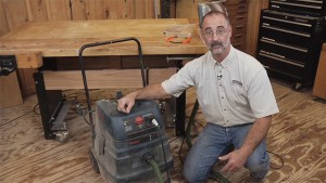 Tool Actuated Vacuum Review