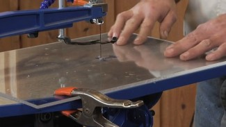 Scroll Saw Tips: Super Smooth Scroll Saw Table