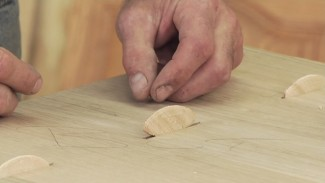 How to Shrink Wood Biscuits