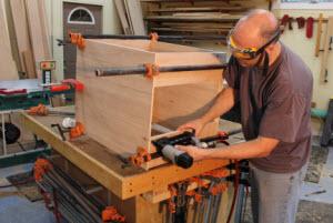 assemble-carcase