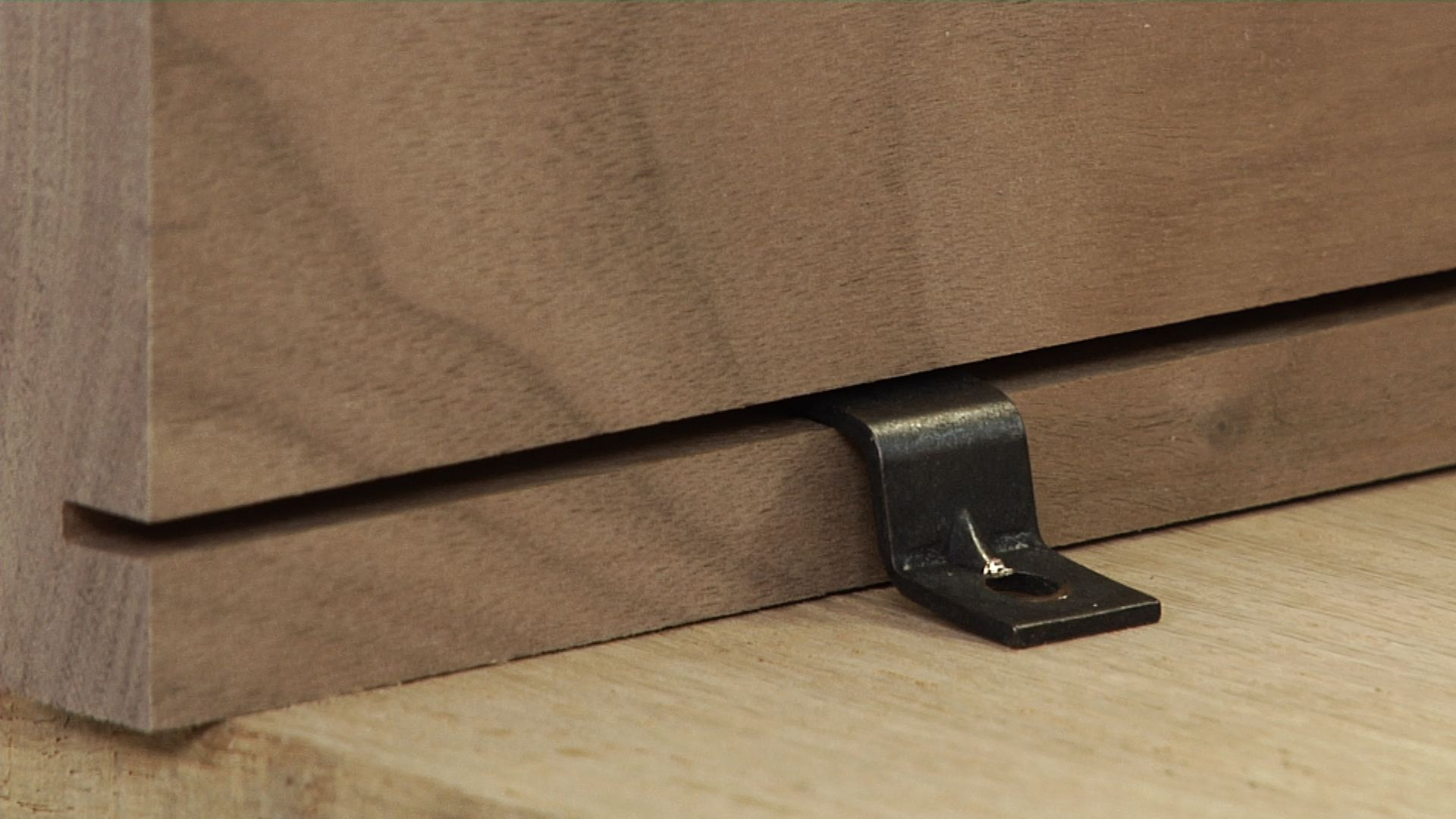 properly using table top fasteners