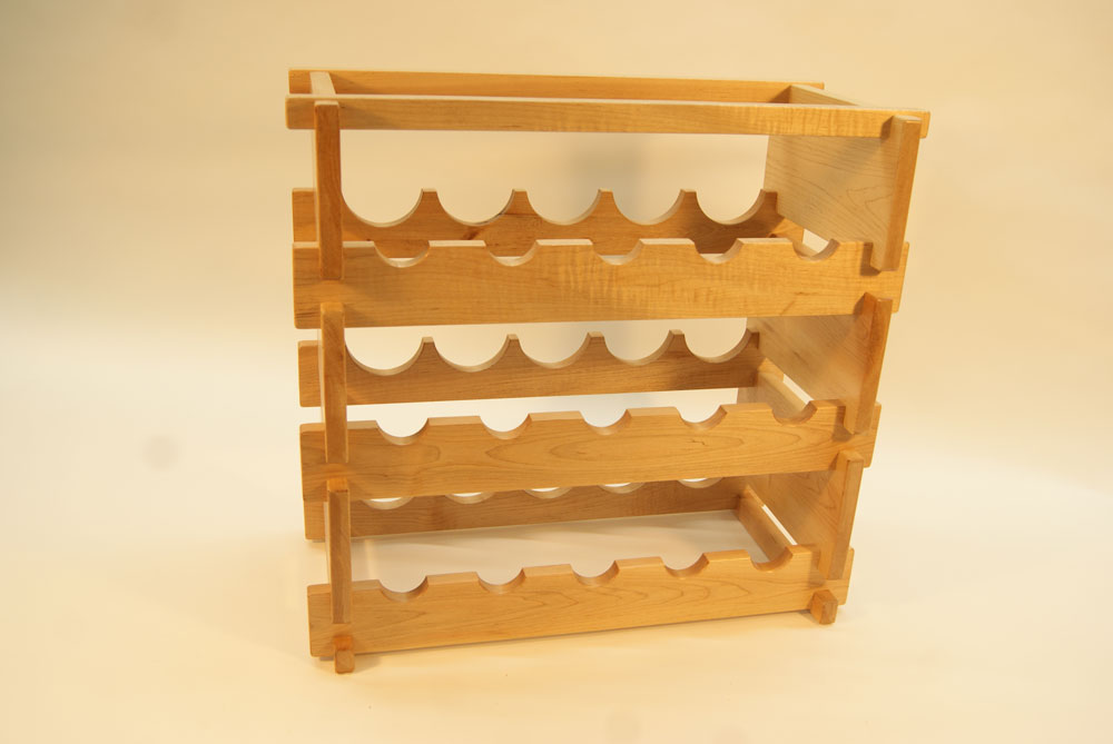 Wine Rack Project