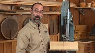 Squaring Your Blade to the Band Saw Table