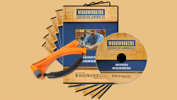 Advanced Woodworking Set + Hearing Protection - D1037Q