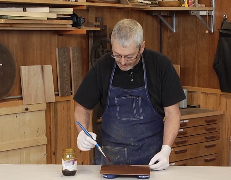 The Complete Guide to Advanced Wood Finishing 9-DVD Set