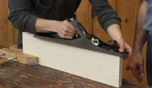 Hand planes and scrapers