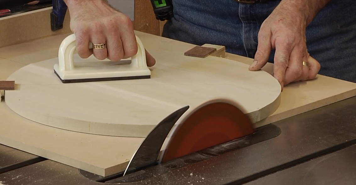 advanced table saw techniques