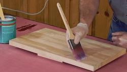 sanding stains and top coats dvd