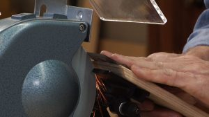 How to Sharpen a Spokeshave
