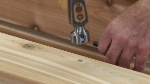 Woodworking Tips - How to Avoid Damaging Wood when Hand Nailing