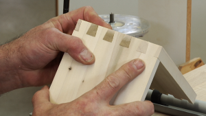 How to Cut Pins/Sockets with Porter Cable Dovetail Jig