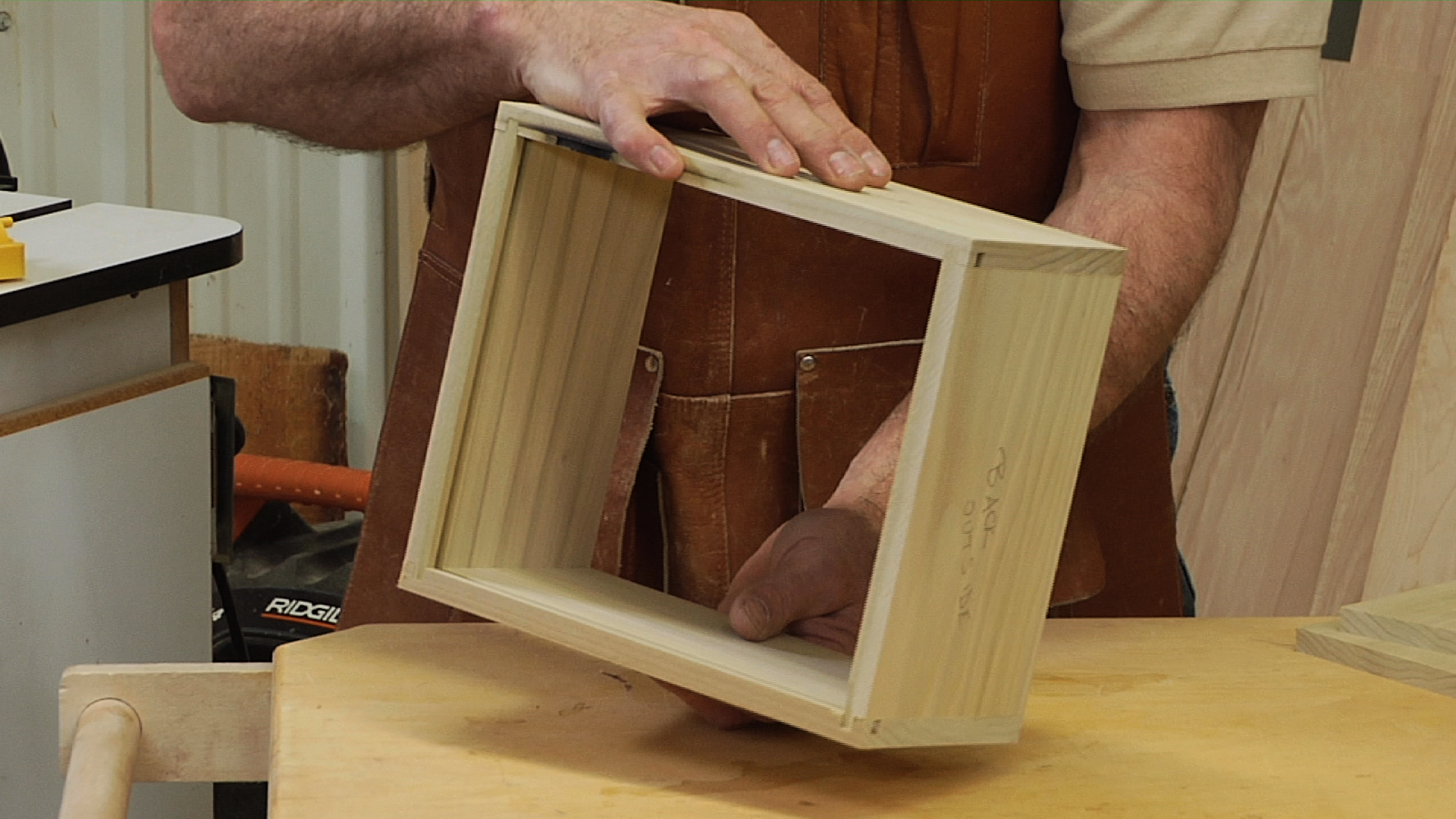 Learn How to Build Drawers | WWGOA