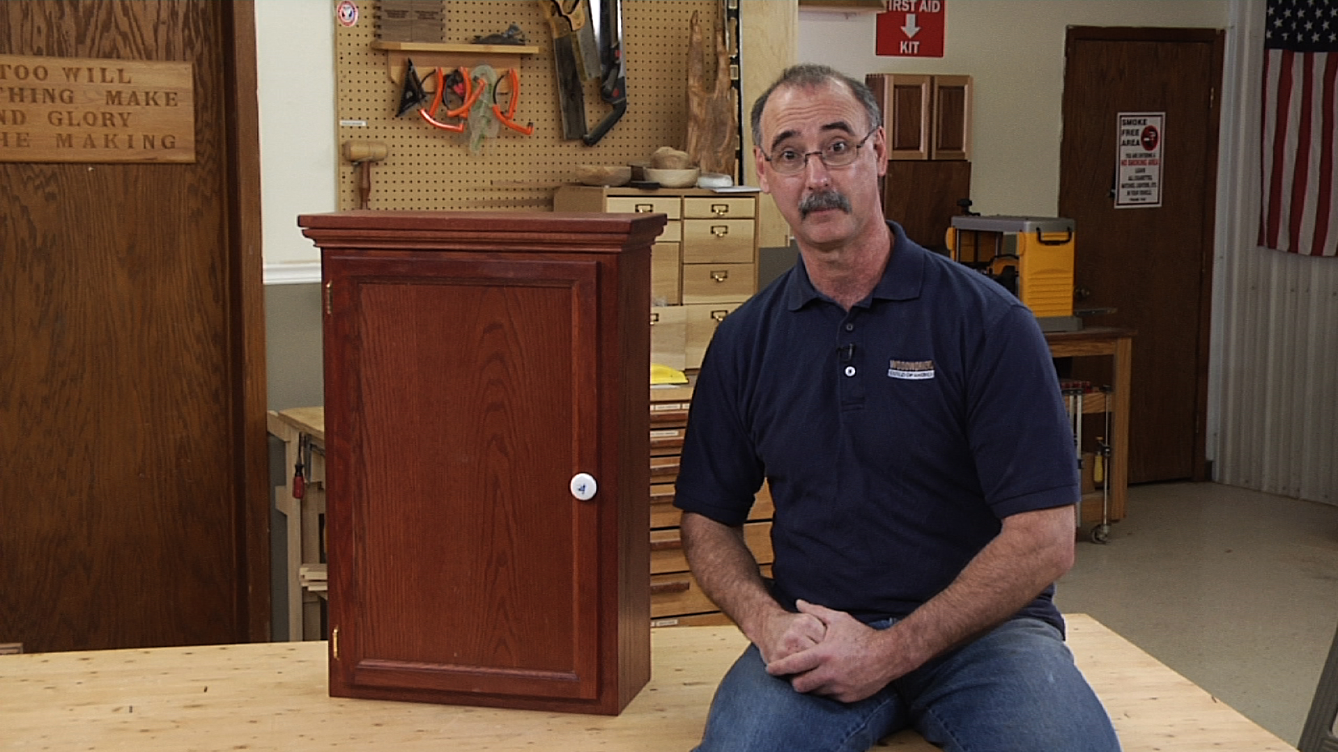 Getting Started - Fundamentals of Cabinet Making Class 008204_d1e53u_c