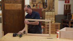 Make the Face Frame - Fundamentals of Cabinet Making Class 008209_d1e53u_c