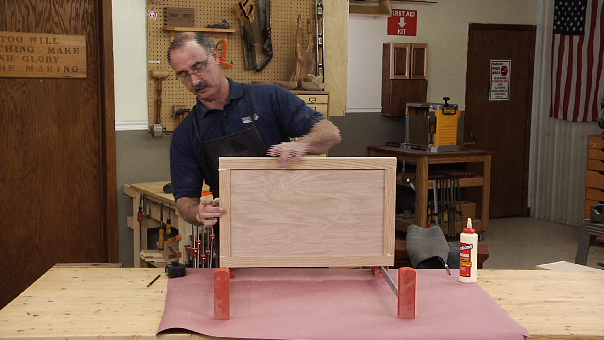 Make the Door - Fundamentals of Cabinet Making Class 008211_d1e53u_c