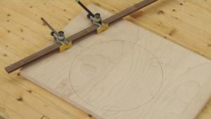 How to Make a Three Legged Stool: Accurate Legs | WWGOA