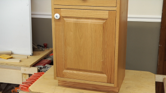 Inset Cabinet Doors: Calculating The Size | WWGOA