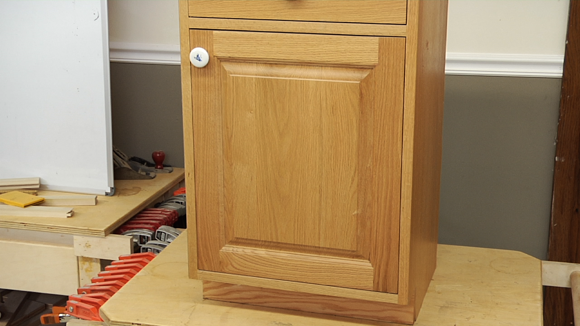 How To Make Cabinet Doors Woodworkers Guild Of America