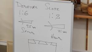 The Dovetail Angle Explained   WWGOA