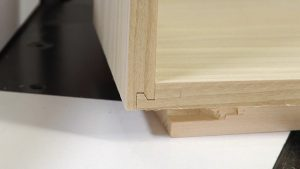 Drawer Making: Dovetails and Drawer Locks