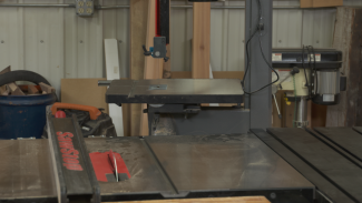 Resawing Table Saw - Bandsaw Combo