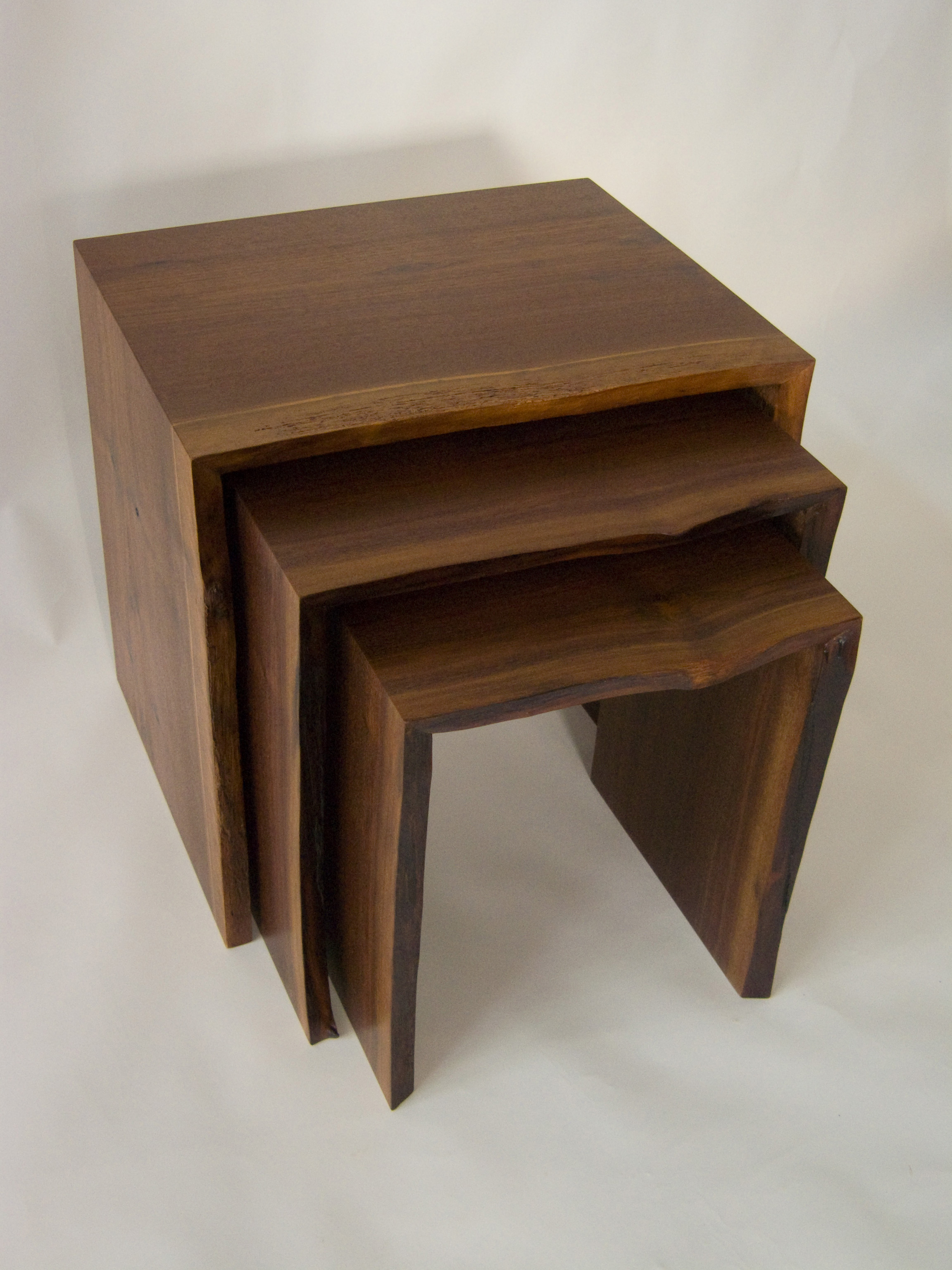 Making Wood Nesting Tables