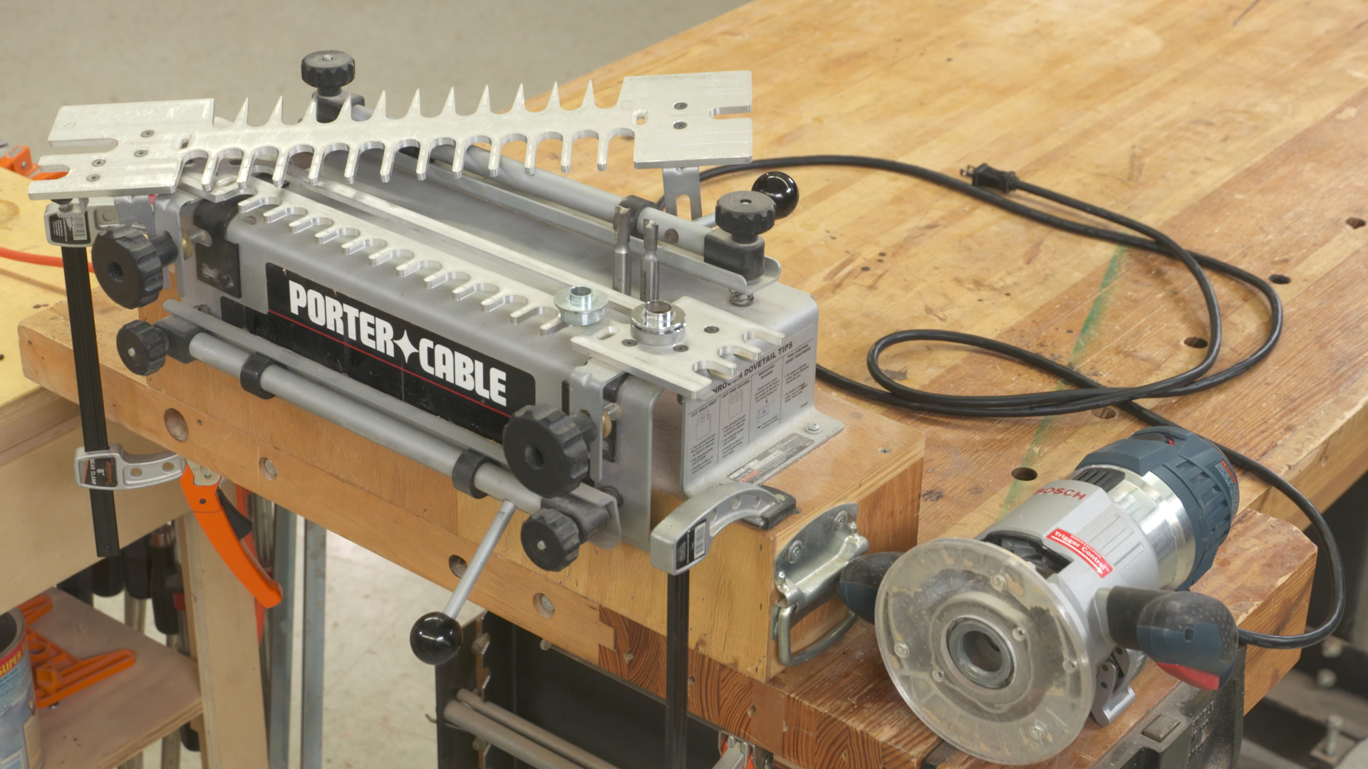 Set Up and Use a Dovetail Jig | WoodWorkers Guild of America