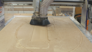 Fly Cutting a CNC Spoilboard