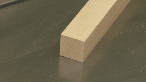 Gauging When Wood Width Must Equal Thickness