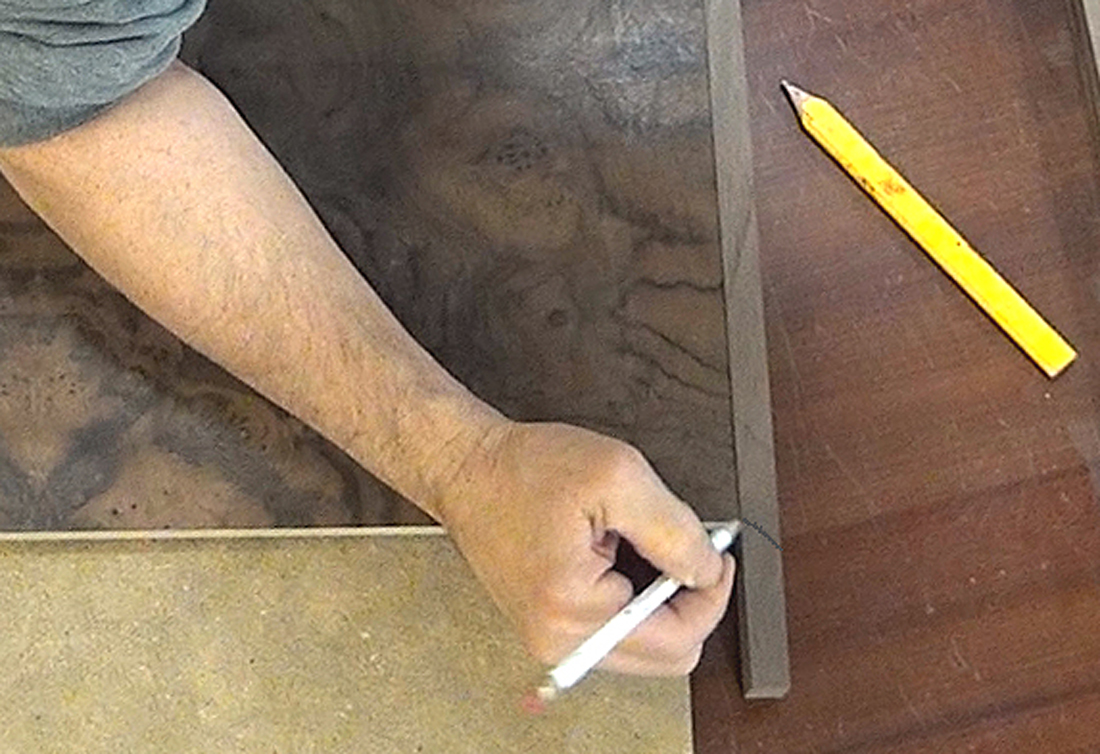 Mitered Edge Banding Made Easy | Woodworkers Guild of America