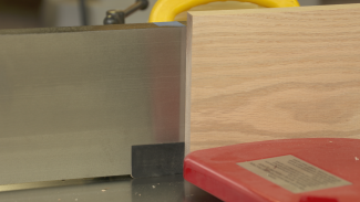 How to Taper Cut on a Jointer