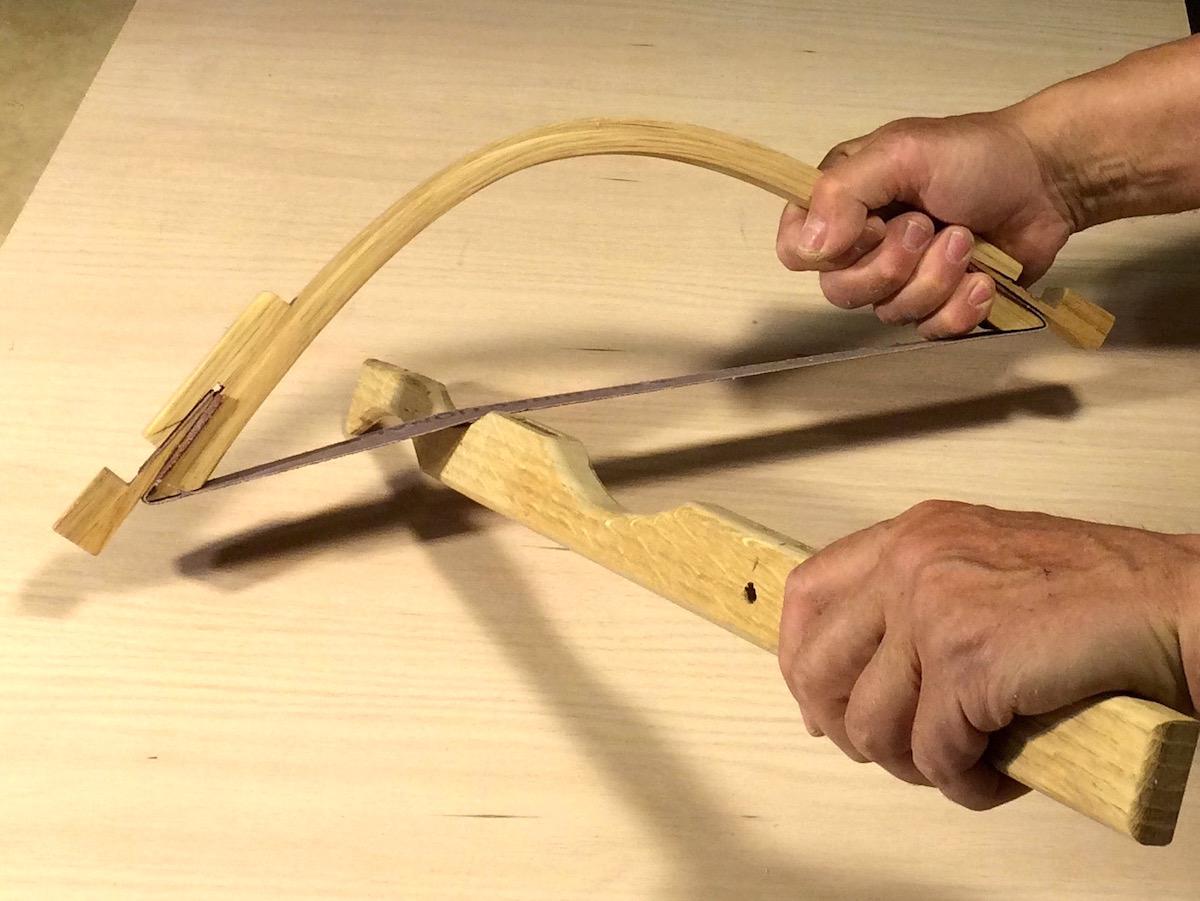 wood-bending