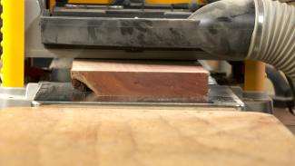 Jointing Boards Wider than Your Jointer