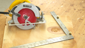 Framing Square Cutting Guide