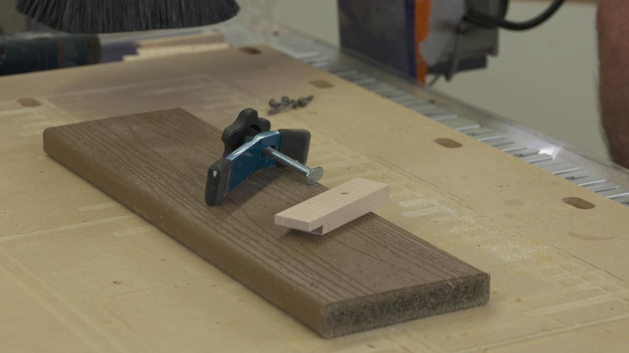 How to Make Shop-Made CNC Hold Down Clamps | WWGOA